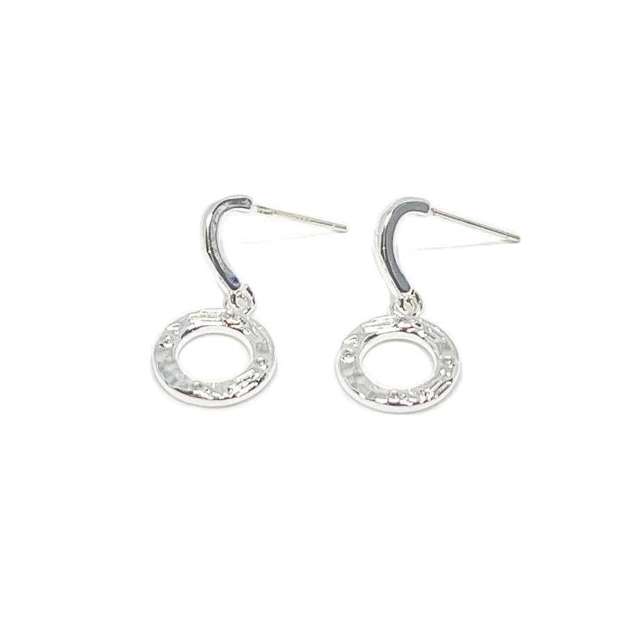 Bonnie Sterling Silver Earrings - Silver