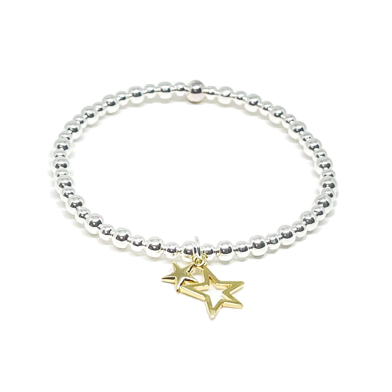 Layla Star Bracelet - Gold